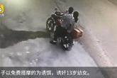 Cảnh giác: Người đàn ông 50 tuổi cho đi nhờ xe miễn phí để dụ dỗ hiếp dâm bé gái