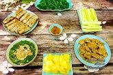 Bữa cơm sang chảnh cho 5 người ăn thỏa thích