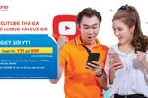 Tất tần tật thông tin các gói 3G/4G truy cập Youtube của MobiFone