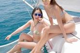 Hà My - cô em gái nóng bỏng và biết cách tận hưởng cuộc sống của siêu mẫu Hà Anh