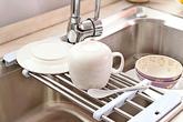 8 phụ kiện siêu thông minh cho khu vực bồn rửa nhưng giá chỉ dưới 100.000 nghìn đồng