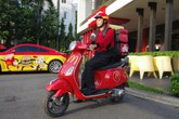 Mcdonald's việt nam ra mắt dịch vụ giao hàng Mcdelivery