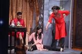 Trấn Thành diễn lại biểu cảm của Lâm Khánh Chi trên sân khấu 'Ơn giời'