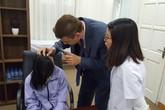 Điều trị thành công rụng tóc từng vùng bằng thảo dược