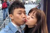 Trấn Thành nhắn nhủ Hari Won nhân 1 năm ngày cưới: 'Cảm ơn em đã đến bên anh'