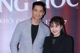 Chồng Bảo Thanh hiếm hoi xuất hiện cùng vợ tại sự kiện