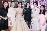 Giáng My cùng dàn người đẹp dự sinh nhật quý bà Thu Hương