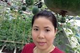 """Mẹ đảm 8x bày cách trồng bí dưa hấu tròn lẳn trong thùng xốp nặng """"sập giàn"""""""