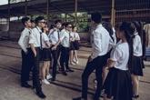 Kỷ yếu như phim hành động của học sinh Nam Định