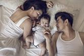 Ngọc Lan, Thanh Bình hạnh phúc bên con trai