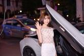 Diệp Lâm Anh gây sốc với siêu xe giá 10 tỷ