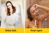 Thói quen ăn, tắm tiết lộ mọi bí mật về bạn