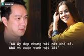 """Chồng cũ Thu Phương lần đầu nói về quá khứ với Hà Hồ: """"Khổ vì cuộc tình tội lỗi"""""""