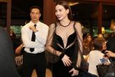 Kim Lý tháp tùng Hồ Ngọc Hà đi sự kiện ở Thái Lan