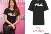 Gia tài tiền tỷ, Phạm Hương và Kendall Jenner vẫn mê mẩn áo thun giá rẻ
