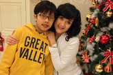 Vân Dung: 'Chồng ở xa, nhà có một mẹ một con nên tôi dạy con tự lập và tiết kiệm từ nhỏ'