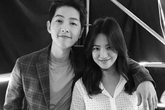 Song Hye Kyo đẹp sang chảnh trước khung hình của ông xã Song Joong Ki