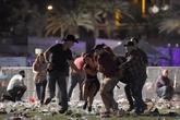 Nhân chứng vụ xả súng lễ hội âm nhạc Mỹ tưởng pháo nổ