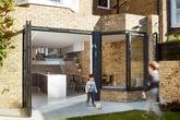 """Thiết kế thông minh đáng học hỏi của """"căn nhà một nửa"""""""