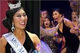 """Không chỉ riêng Ngân Anh, có những Hoa hậu mới đăng quang cũng khiến công chúng """"hết hồn"""" vì nhan sắc"""