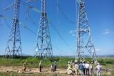 Ứng dụng công nghệ vệ sinh cách điện hotline đường dây 220 kV