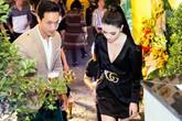 Kim Lý hội ngộ Hoa hậu Jolie trong sự kiện tại TP HCM