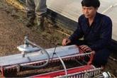 Anh nông dân chế tạo robot: Bỏ lương 60 triệu ở Israel để về nước