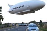 Máy bay lớn nhất thế giới Airlander 10 bị rơi, phá huỷ hoàn toàn