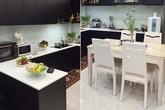 Căn bếp được đầu tư hơn phòng khách của chủ nhà Sài Gòn
