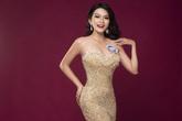 Con gái Kiều Trinh khoe dáng nóng bỏng trước thềm chung kết Hoa hậu Đại dương
