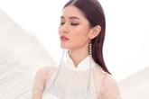 Á hậu Thùy Dung nổi bật trên sân khấu chung kết Miss International 2017