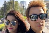 Thủy Anh - vợ ca sĩ Đăng Khôi, cựu hot girl đình đám một thời nay đã thành mẹ 2 con sang chảnh
