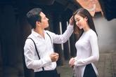 MC Phan Anh tình tứ với Hoa hậu Đỗ Mỹ Linh