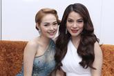 Minh Hằng, Trương Ngọc Ánh 'đọ' vai trần sexy khi đi làm giám khảo