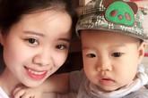 Câu chuyện nghẹn lòng của người vợ trẻ đột ngột mất chồng: 'Em sẽ thay anh nuôi con chúng mình khôn lớn'