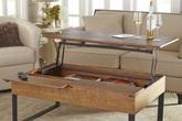 7 mẫu bàn giúp tối đa không gian lưu trữ cho nhà chật