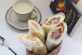 Bữa trưa văn phòng với món cơm cuộn ngon đã đời