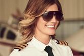 Rụng tim với 3 nữ phi công xinh đẹp khác nào hoa hậu
