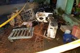 Hiện trường vụ cháy nhà khiến 2 bà cháu ở Sài Gòn tử vong