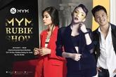 """Ngắm các mẫu thiết kế trong M.Y.M """"Rubik"""" Fashion Show"""