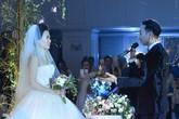 MC Thành Trung và vợ 9X ký hợp đồng, kê khai tài sản ở hôn lễ
