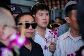 Phước Sang, Thanh Bạch tới đưa tiễn nghệ sĩ Khánh Nam