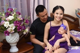 """Vợ hot girl kém 20 tuổi của Chí Anh có sở thích """"đánh chồng"""""""