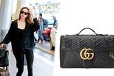 Hồ Ngọc Hà và niềm đam mê tốn kém với những chiếc túi Gucci