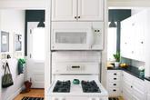 Biến căn bếp cũ kĩ 100 năm tuổi thành sang chảnh, hiện đại chỉ với vài bước đơn giản