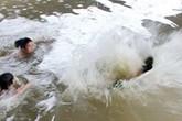 Hải Phòng: Hai học sinh tiểu học đuối nước