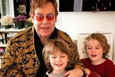 Không chỉ riêng Elton John, nhiều ngôi sao có cách độc đáo khi dạy con