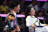 NSND Thu Hiền xin lỗi vì gọi Quang Linh là 'cô'
