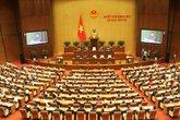Ngày mai, Quốc hội họp 3 phiên đặc biệt