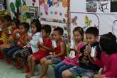 Mùa vui ở học đường Nghệ An